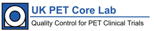 Logo for UK PET Core Lab